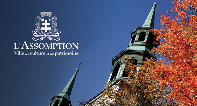 Ville de l'Assomption Entrusts its Website's Redesign to CDC