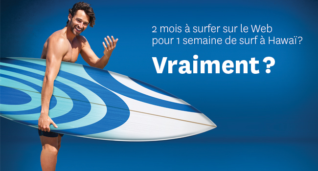 Cyclone surfe sur la vague!
